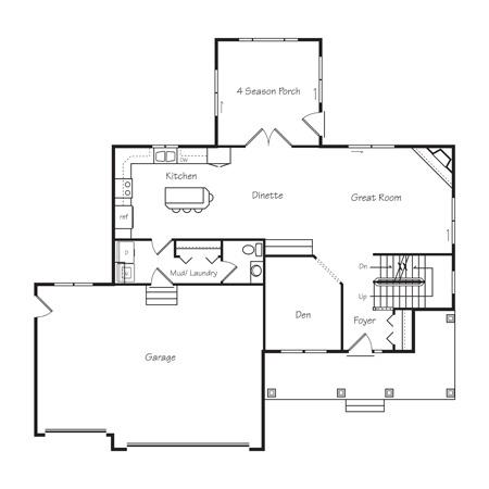 Graphic Illustrator Boer And Boer Floor Plans